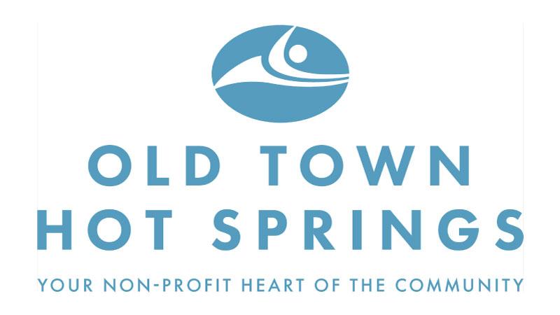 Old Town Hot Springs Logo.