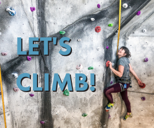 Climbing Classes at Old Town Hot Springs